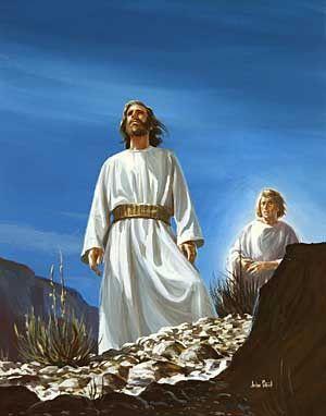 Jesus tenté ?